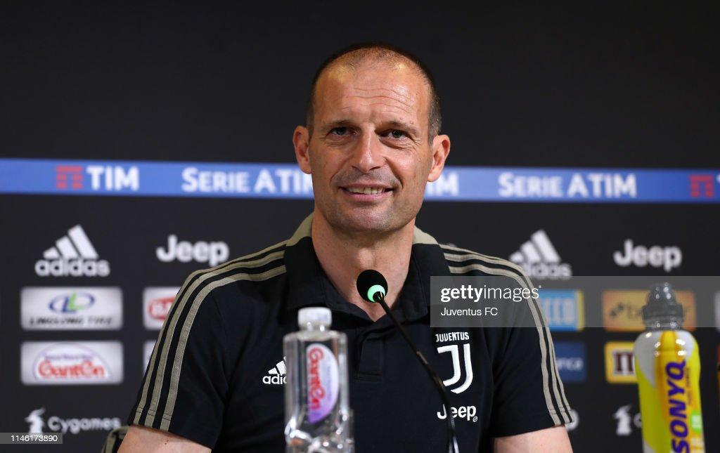 ITA: Juventus Press Conference