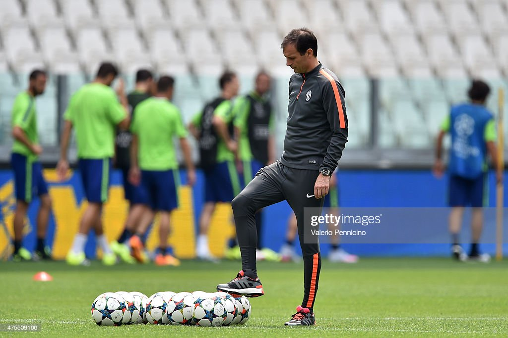Juventus Media Day : News Photo