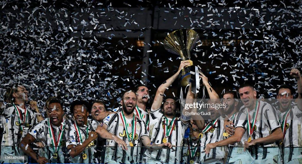 Juventus v AS Roma - Serie A : ニュース写真