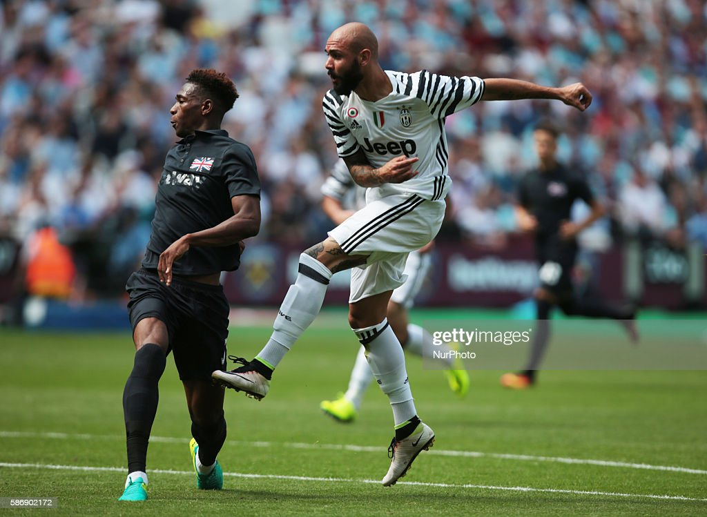 West Ham United v Juventus - Pre-Season Friendly : News Photo