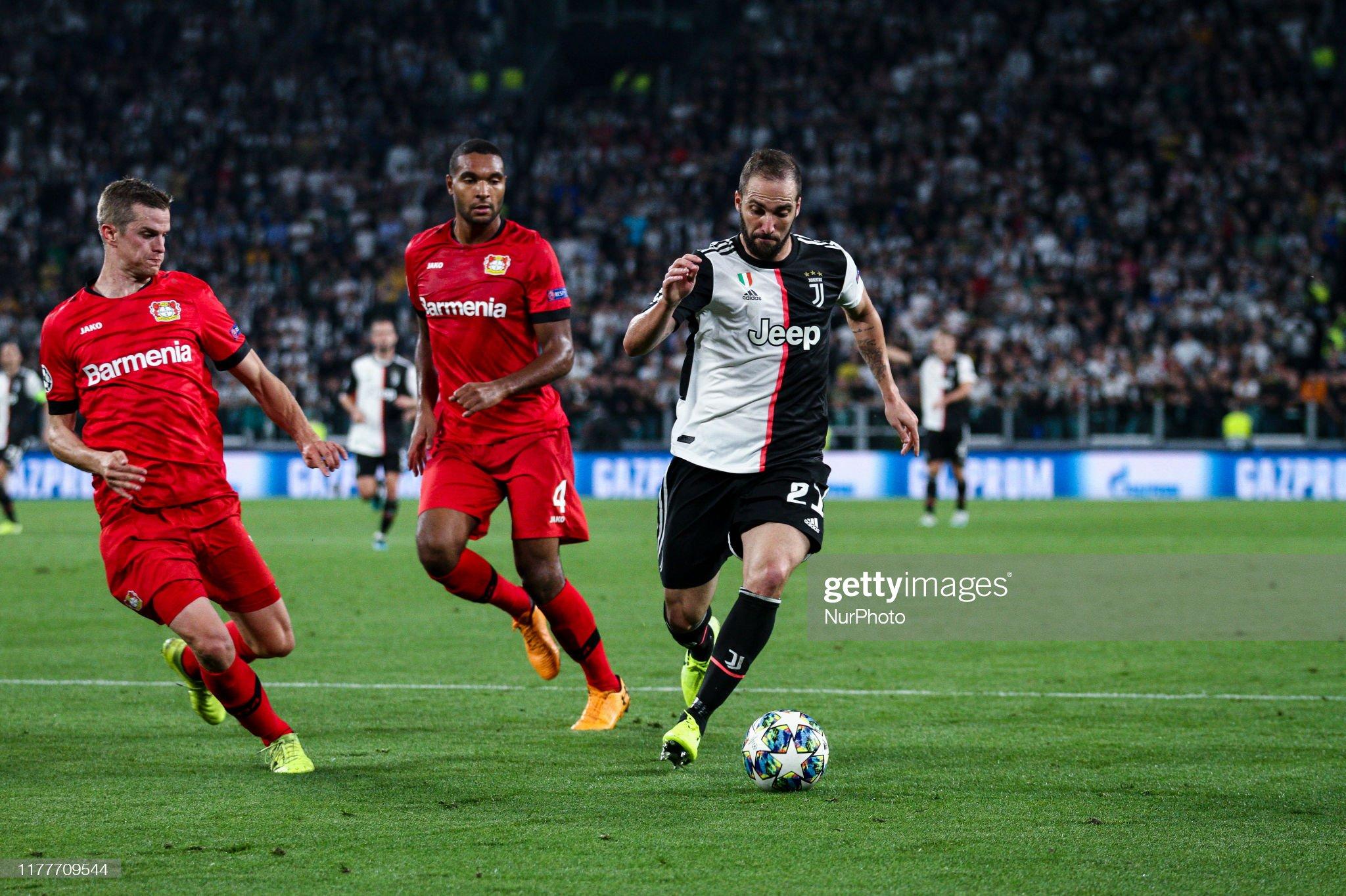 Bayer Leverkusen v Juventus preview, prediction and odds