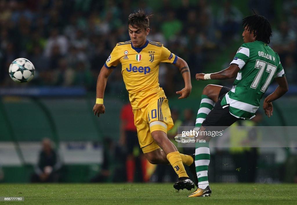 Sporting CP v Juventus - UEFA Champions League : News Photo