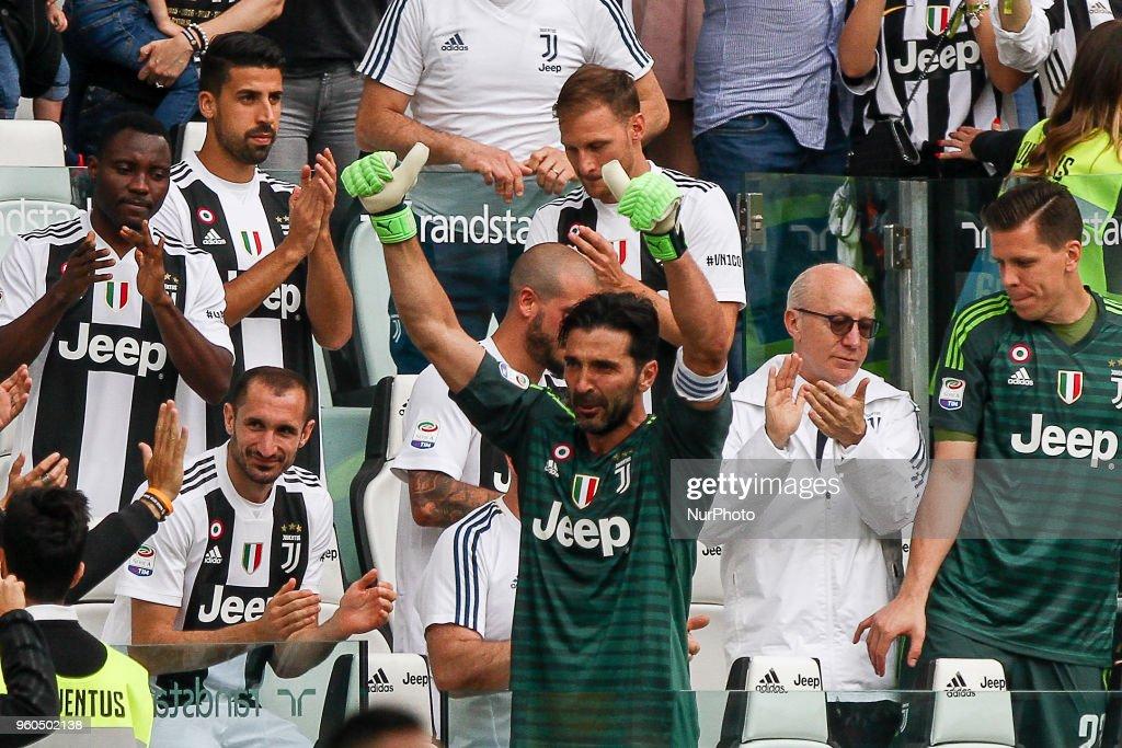 Juventus v Hellas Verona FC - Serie A : News Photo
