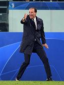 turinitaly juventus head coach massimiliano allegri