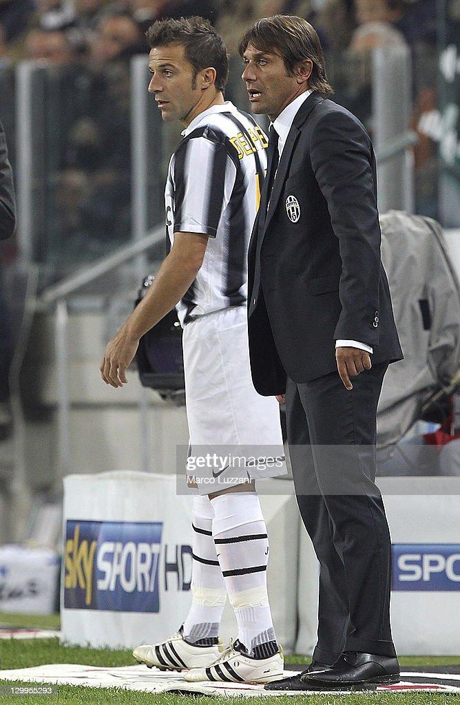 Juventus FC v Genoa CFC  - Serie A : Nachrichtenfoto