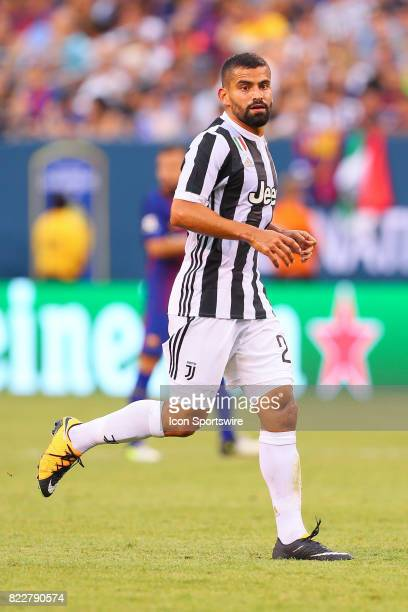 Juventus midfielder Tomas Rincon during the second half of the International Champions Cup soccer game between Barcelona and Juventus on July 22 at...