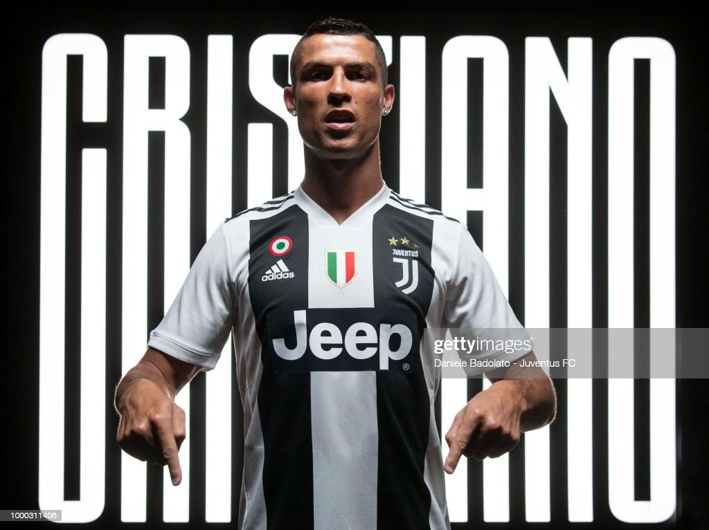 Juventus - Cristiano Ronaldo Day : News Photo