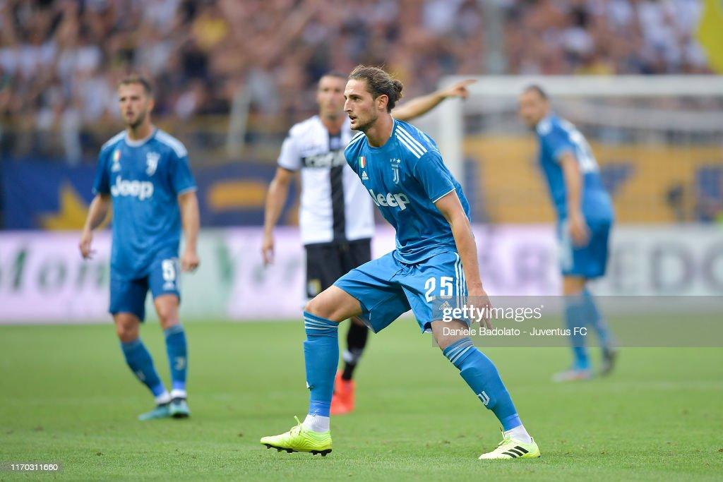 Parma Calcio v Juventus - Serie A : News Photo