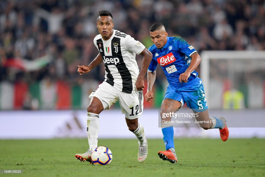 Juventus v SSC Napoli - Serie A : News Photo