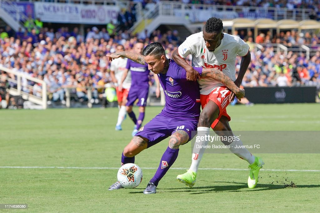 ACF Fiorentina v Juventus - Serie A : News Photo