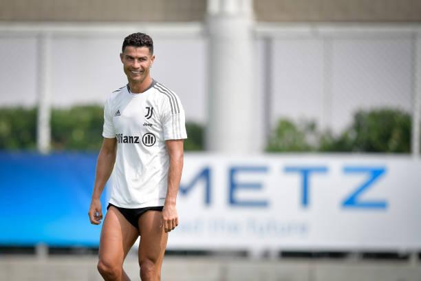 ITA: Juventus Training Session