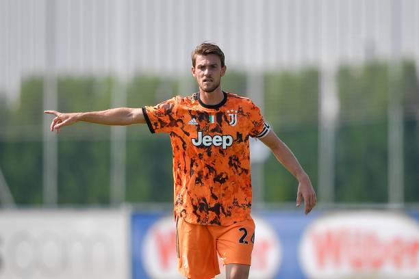 Juventus v Novara - Pre-Season Friendly