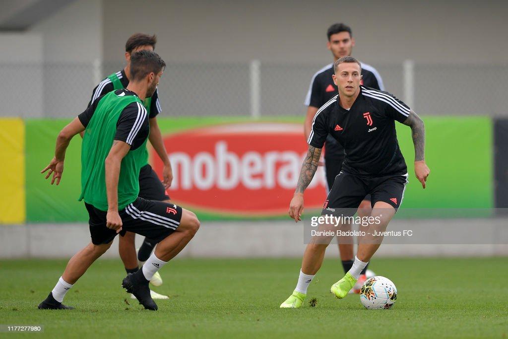 Juventus Training Session : Photo d'actualité