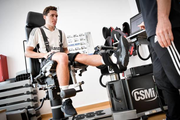 ITA: Juventus Medical Tests