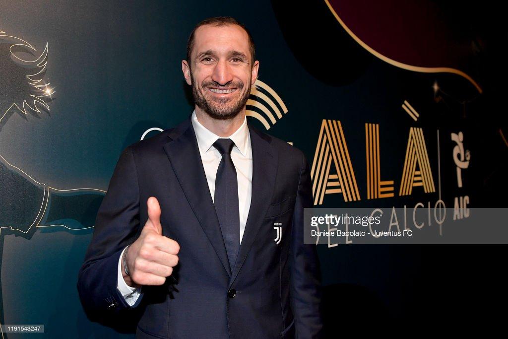 'Oscar Del Calcio AIC' Italian Football Awards : News Photo