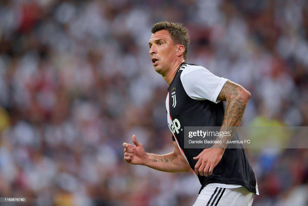 Juventus v Tottenham Hotspur - 2019 International Champions Cup : News Photo