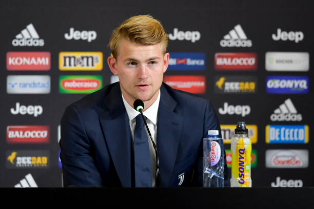 ITA: Juventus Press Conference