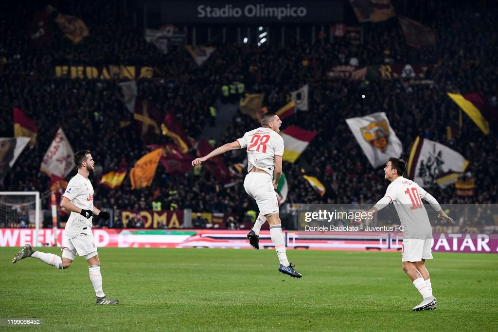 AS Roma v Juventus - Serie A : News Photo