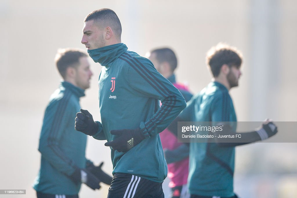 Juventus Training Session : Nieuwsfoto's
