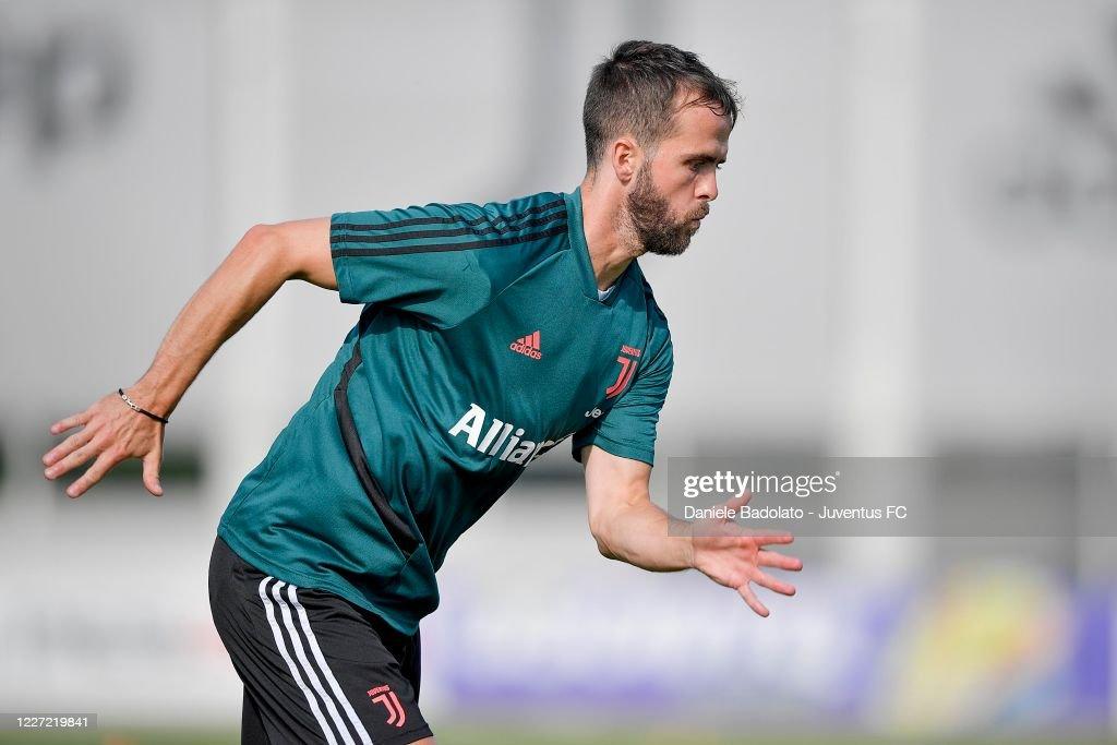 Juventus Training Session : ニュース写真