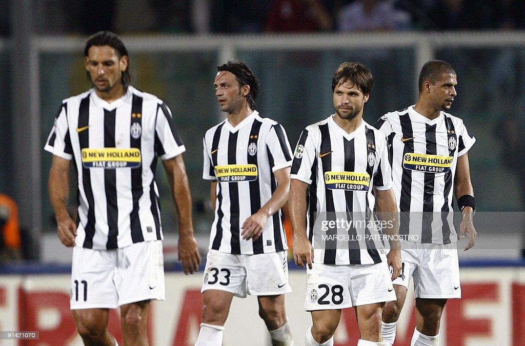 Juventus players Carvalho Amau...