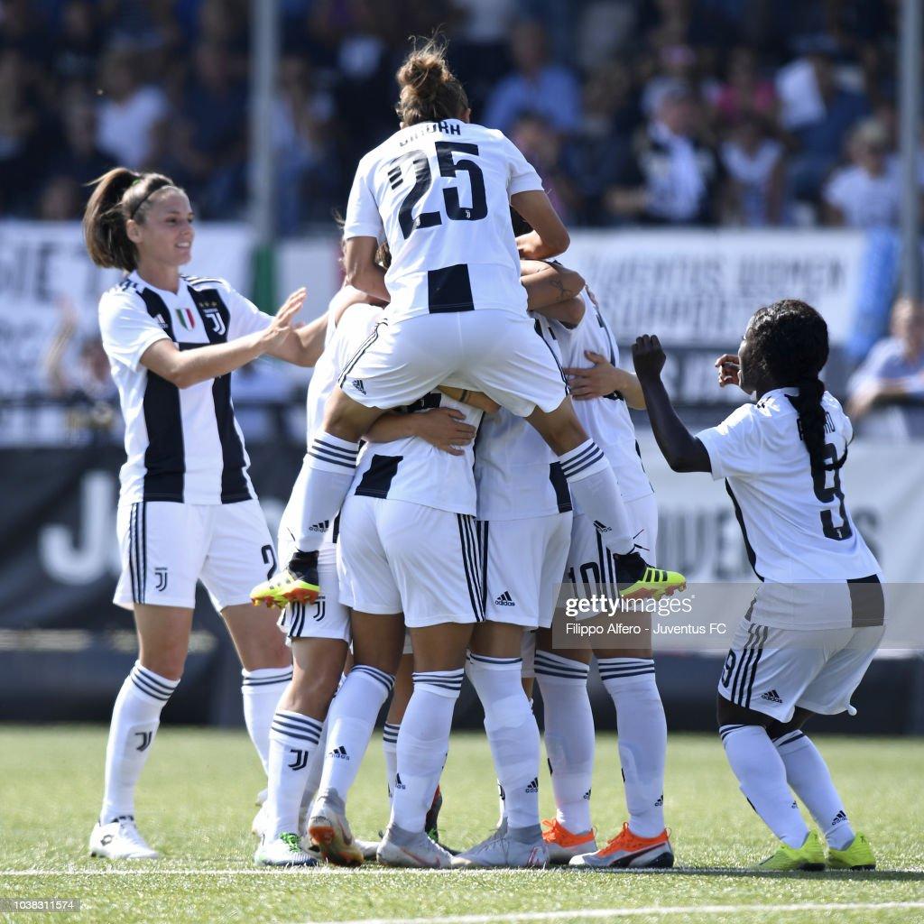 Juventus v Fimauto Valpolicella - Women's Serie A