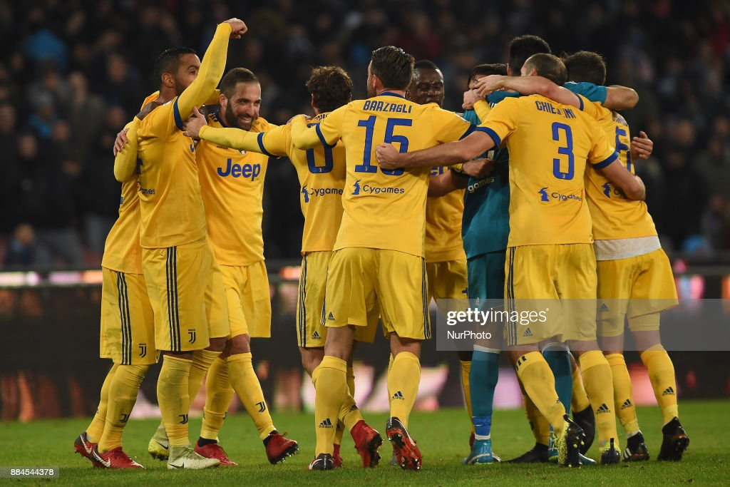 SSC Napoli v Juventus FC - Serie A TIM : News Photo