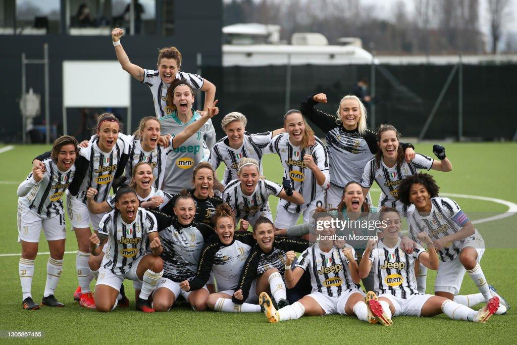 Juventus v AC Milan - Women Serie A : News Photo