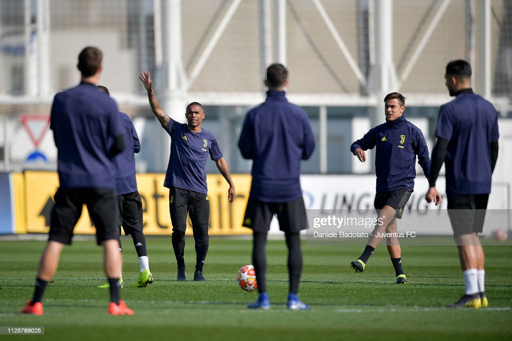 ITA: Juventus Training Session