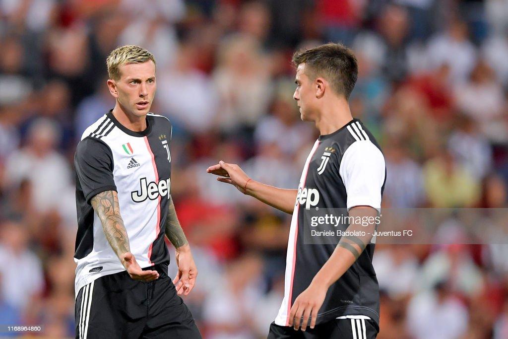 Triestina v Juventus - Pre Season Friendly : News Photo