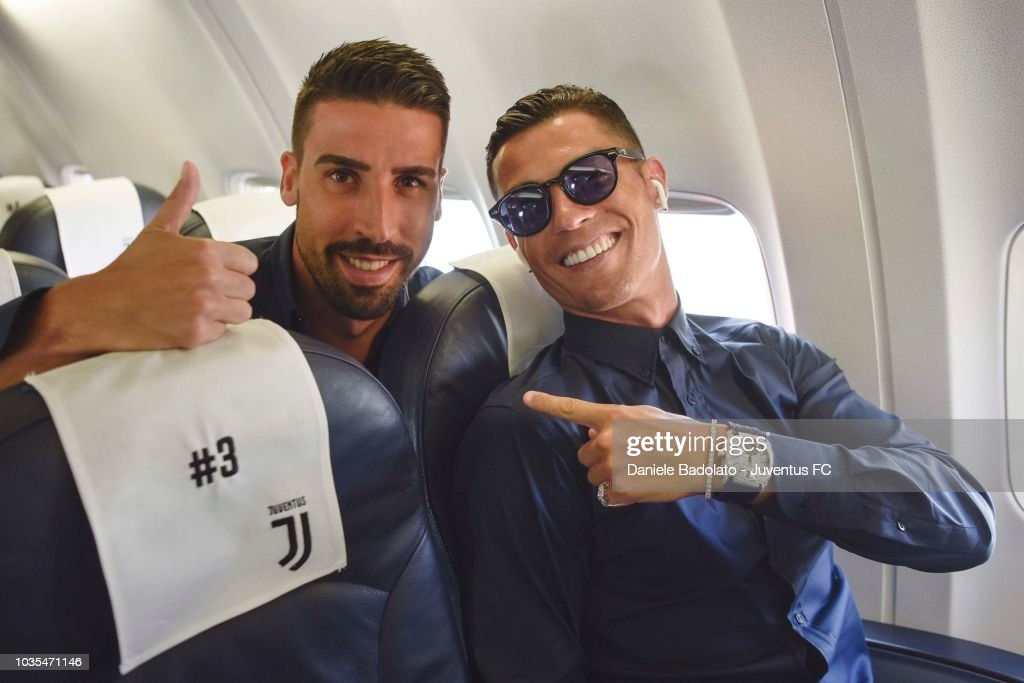 Juventus Travel To Valencia