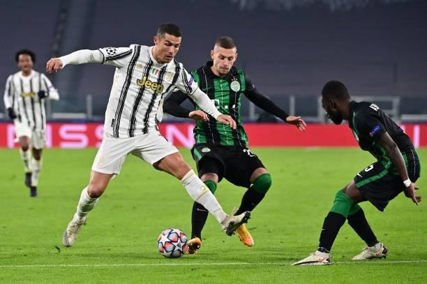 ITA: Juventus v Ferencvaros Budapest: Group G - UEFA Champions League
