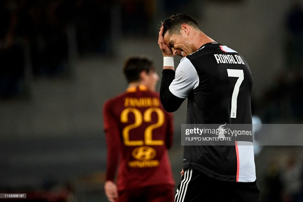 FBL-ITA-SERIEA-ROMA-JUVENTUS : News Photo