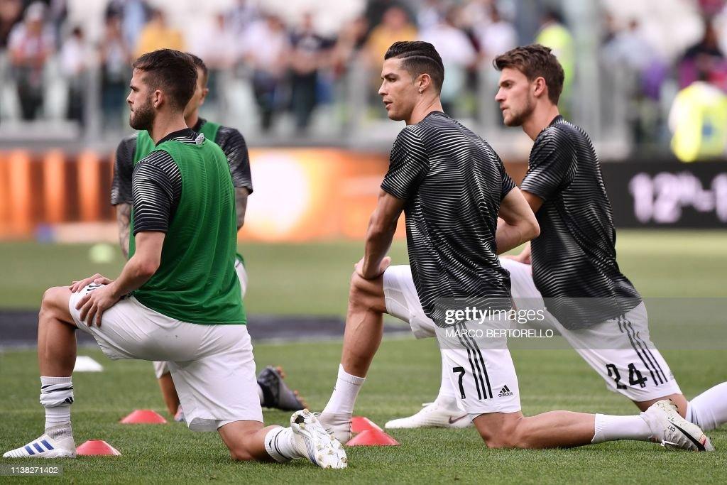 ITA: Juventus v ACF Fiorentina - Serie A