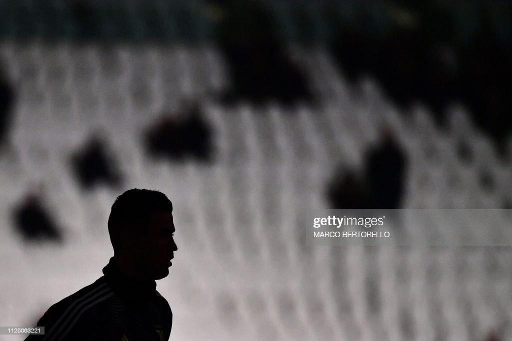 ITA: Juventus v Frosinone Calcio - Serie A