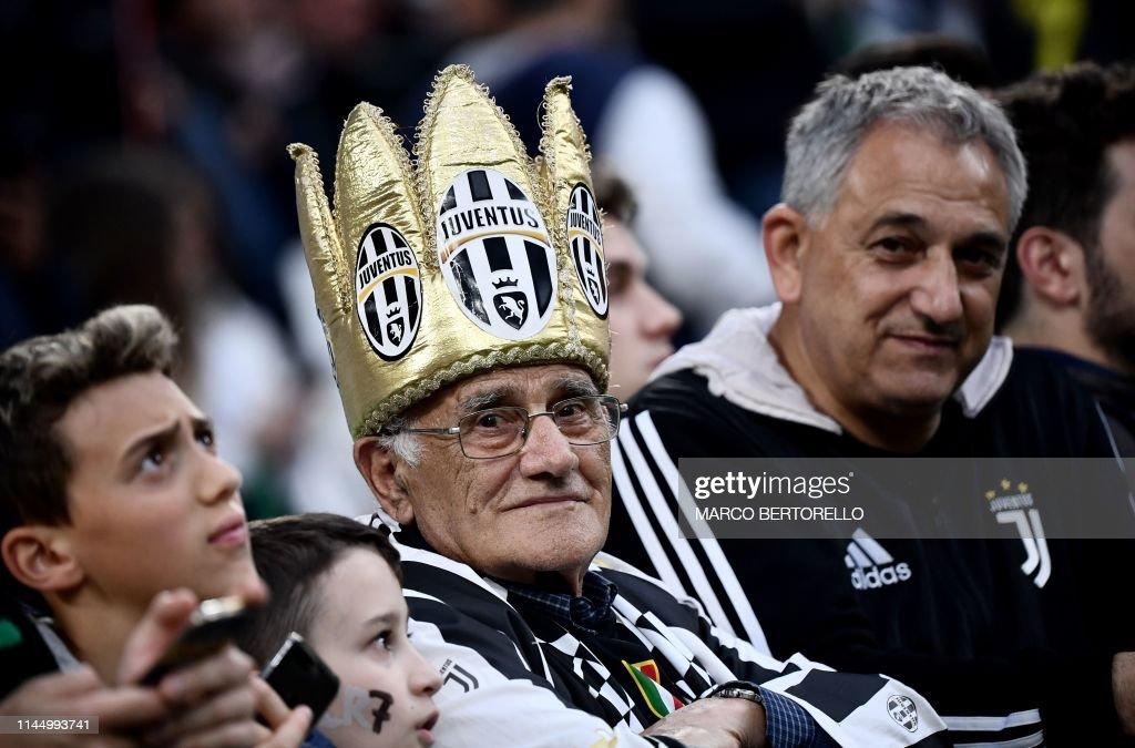 ITA: Juventus v AtalantaBC - Serie A