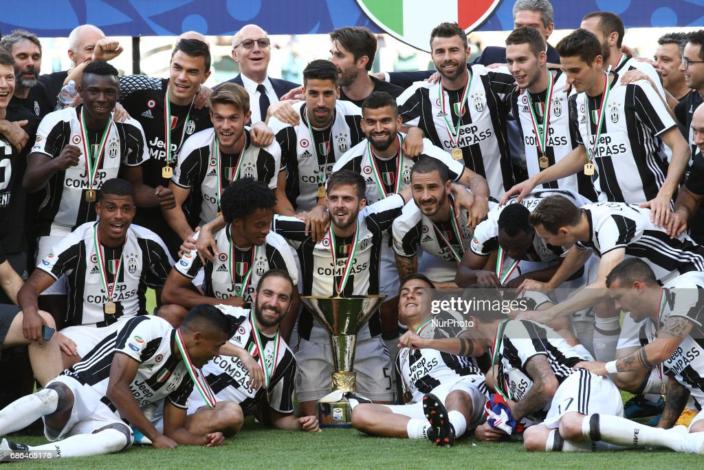 Juventus FC v FC Crotone - Serie A : ニュース写真