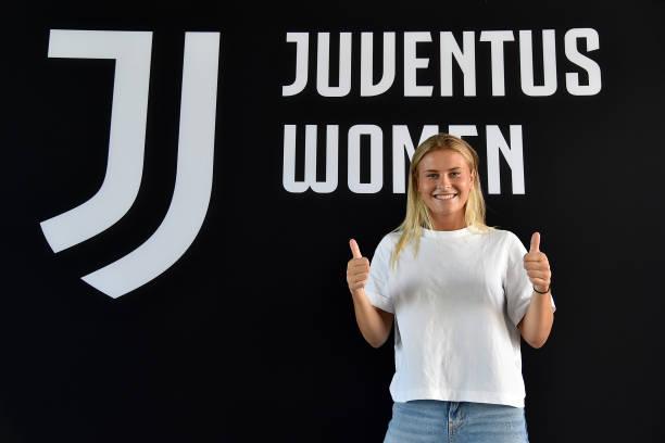 ITA: Juventus Women Unveils New Signing Amanda Nilden