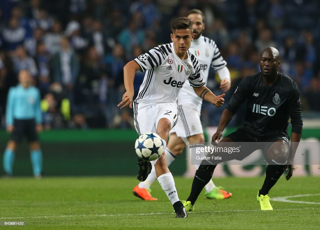 FC Porto v Juventus - UEFA Champions League Round of 16 - First Leg : News Photo