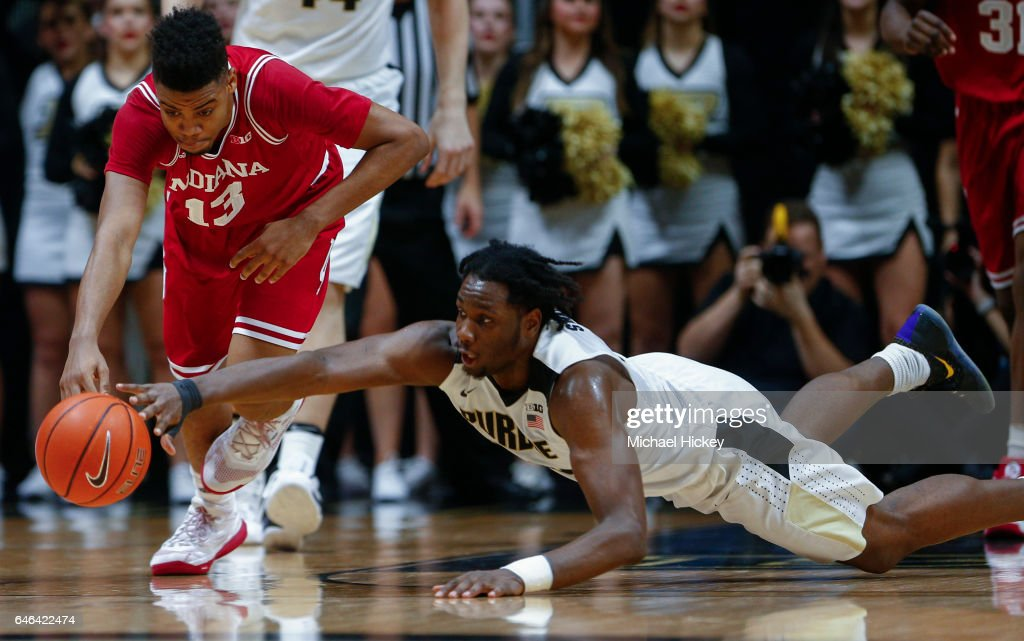 Indiana v Purdue : News Photo