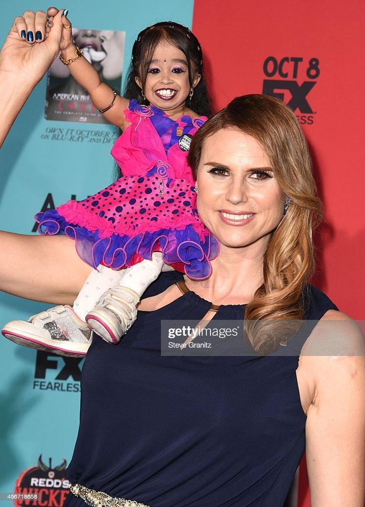 """American Horror Story: Freak Show"" - Los Angeles Premiere : News Photo"