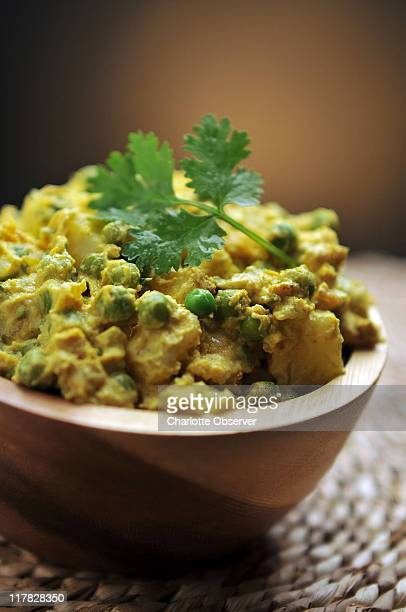 Jyotsna Jaigai adapted this curry potato salad from a recipe on the Web site wwwfood52com