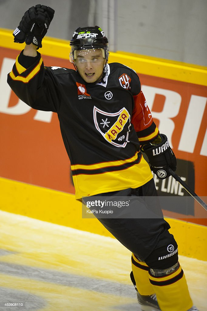 KalPa Kuopio v Sparta Prague - Champions Hockey League : News Photo
