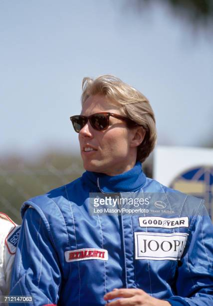 Jyrki Juhani Lehto of Finland enroute to finishing fifth driving a Sauber C12 with a Sauber V10 engine for Team Sauber AG during the South African...