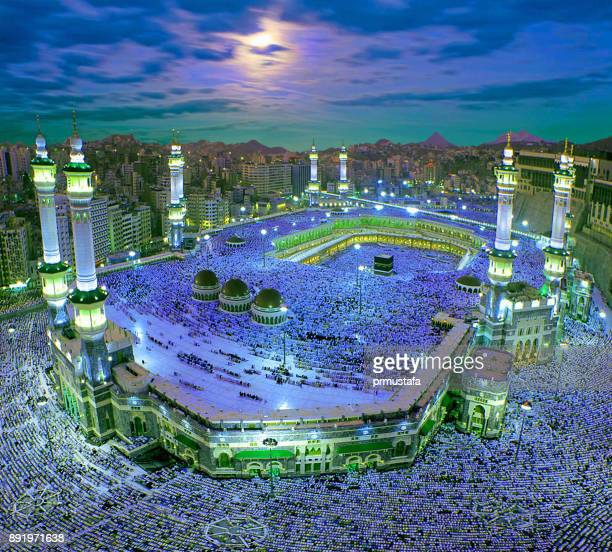 32 043 Mecca Photos And Premium High Res Pictures Getty Images