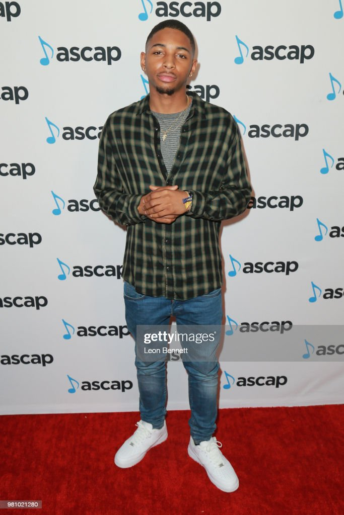 2018 ASCAP Rhythm & Soul Music Awards - Arrivals