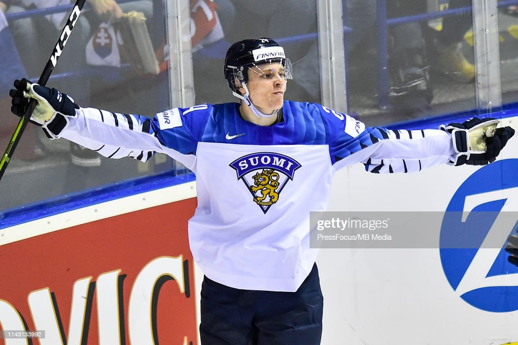 Slovakia v Finland: Group A - 2019 IIHF Ice Hockey World Championship Slovakia : News Photo