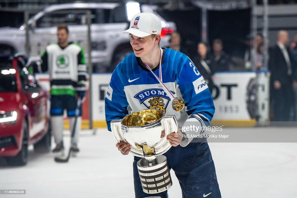 Canada v Finland: Final - 2019 IIHF Ice Hockey World Championship Slovakia : News Photo