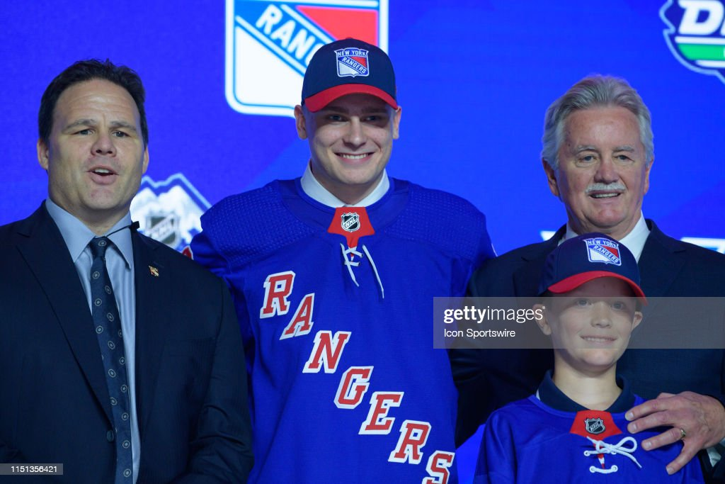 NHL: JUN 21 NHL Draft : News Photo