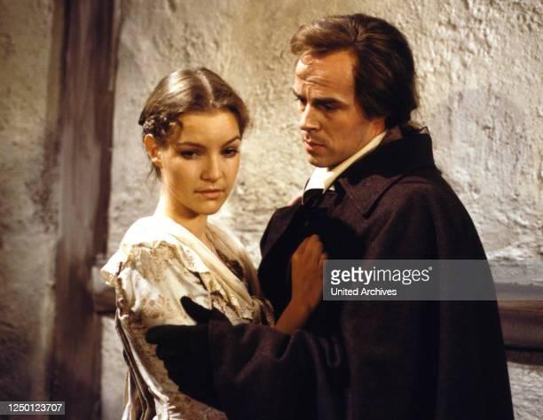 Kabale und Liebe, D 1981, Regie: Heinz Schirk, DIETLINDE TURBAN, JAN NIKLAS.